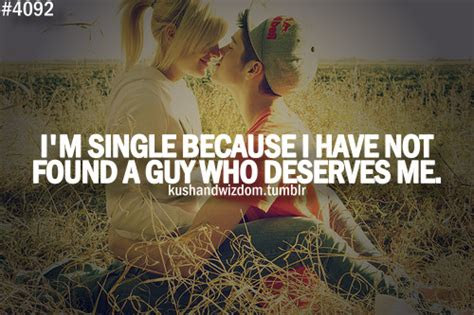 Love My Single Life Quotes