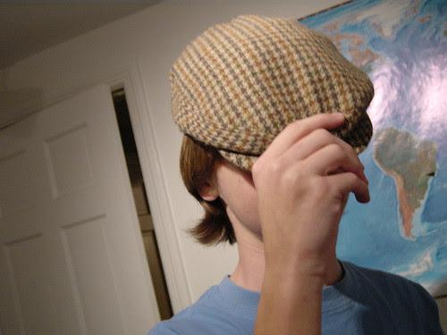 oppy's hat