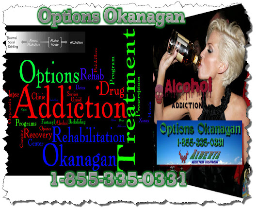 Drug Treatment Resources For Residents Of Drumheller, Alberta :: Options Okanagan - Options Okanagan Treatment Center