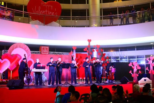 sm city naga the sound of love valentines day 2
