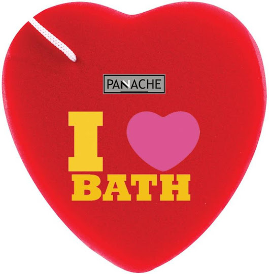 Panache I Love Bath Sponge - Price in India, Buy Panache I Love Bath Sponge Online In India, Reviews, Ratings & Features | Flipkart.com