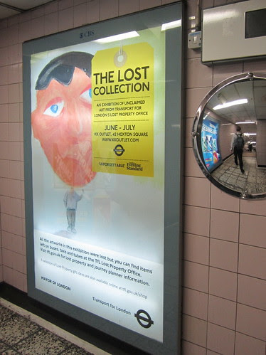 Lost Collection Poster