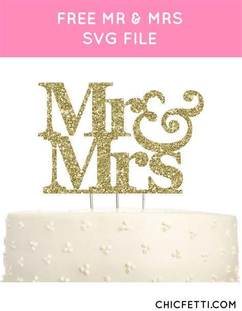 Mr and Mrs SVG File   Wedding Ideas   Svg file, Cricut, Filing