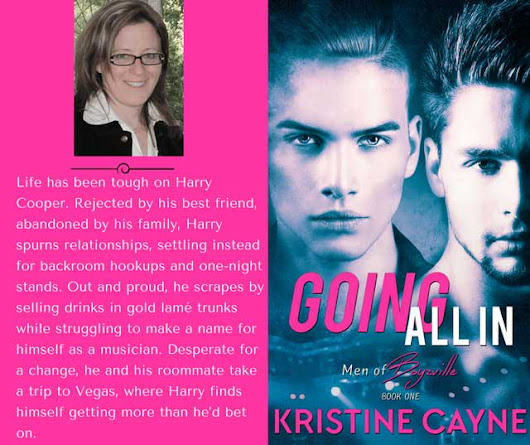 Author Spotlight - Kristine Cayne - Divine Magazine