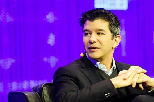 How Uber, and its CEO, can grow up fast