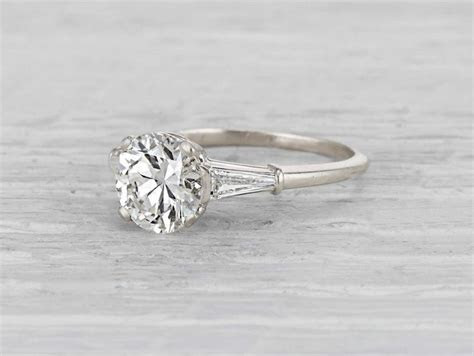 1000  ideas about 1 Carat on Pinterest   Oval Rings