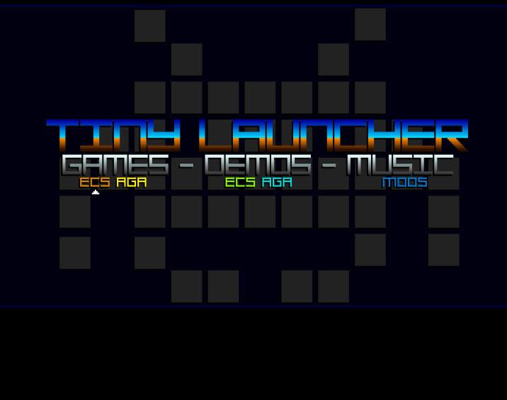 Tiny Laucher 19in1 - Amiga Collection - vol 2