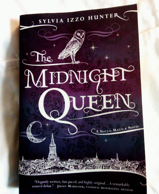 The Midnight Queen: #bookreview