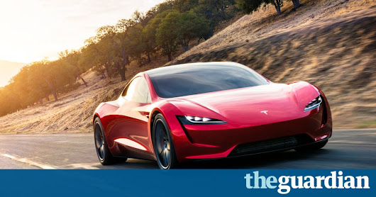 Tesla Roadster: nine things we know about the 'smackdown to gasoline cars' | Technology | The Guardian