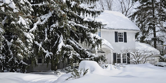 Winter Home Maintenance Checklist - 9 Things to Do To Prepare Your House for Winter
