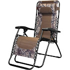 Caravan Canopy Infinity Zero Gravity Patio Chair, Camouflage