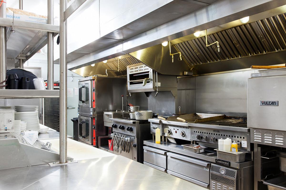 Home Architec Ideas Kitchen Design For Restaurant