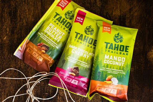 Tahoe Trail Bars Provide Gluten-Free, Vegan Fuel for Your Journey