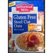 Arrowhead Mills Steel Cut Oats Hot Cereal, Gluten Free ...