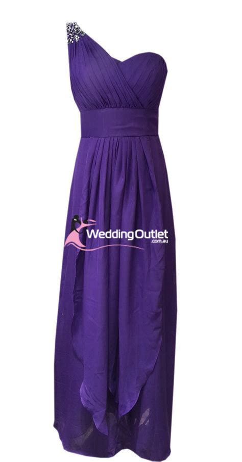 Amethyst Purple Bridesmaid Dresses Style #C104