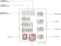 1993 Toyota Camry Stereo Wiring Diagram