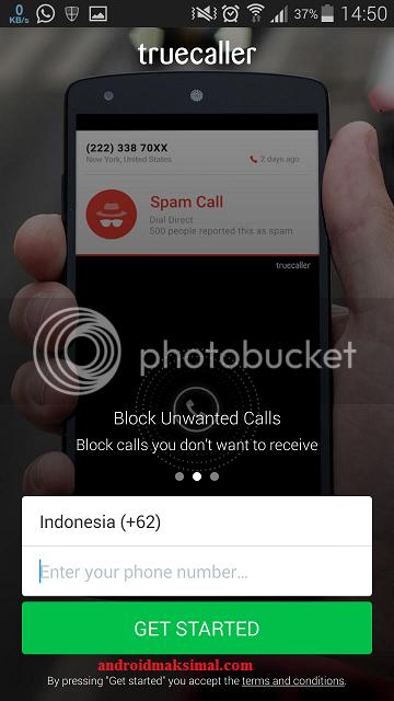 Blacklist Nomor Spam di Android