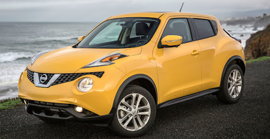 The Nissan JUKE Gets Personal… | AutoMall.com