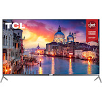 """TCL 65"""" CLASS 5-SERIES 4K UHD DOLBY VISION HDR ROKU SMART TV (65S513)"""
