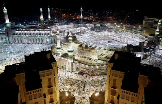 Bomber planning to attack Mecca's Grand Mosque blows himself up: ministry | Reuters