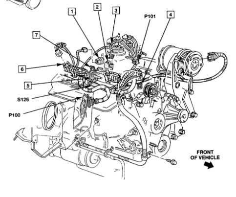 5 0 Vortec Engine Diagram