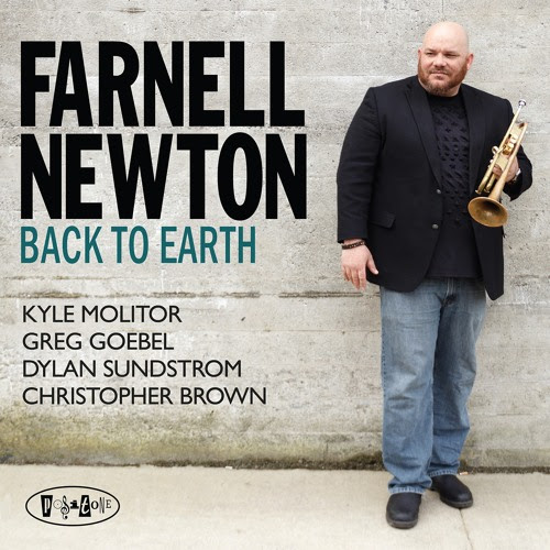 Farnell Newton - Crossing The Tracks by Posi-Tone Records
