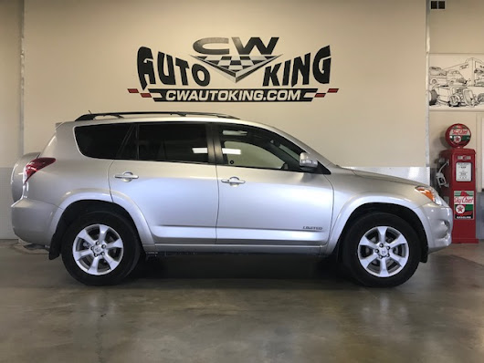 TOYOTA RAV4 .. Limited / All Wheel Drive / Sunroof / Rear camera / Financing / 2011 | CW Auto King