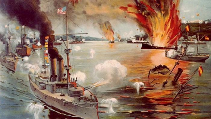Schlacht in der Bucht von Manila