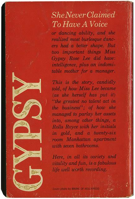 Gypsy Rose Lee_bk_tatteredandlost