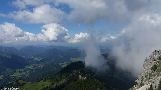 A day trip to Wendelstein Mountain & getting lost in the Bavarian Alps (sorta) - Adventures of a London Kiwi