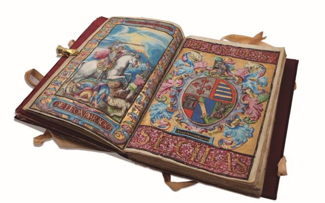 Uno de los ejemplares de la librería  Astarloa