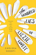 Title: The Hundred Lies of Lizzie Lovett, Author: Chelsea Sedoti