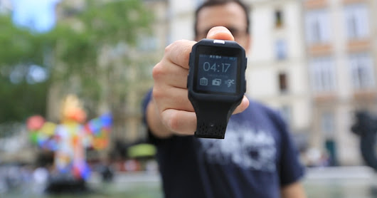 SOWATCH - The first smartwatch for health & sport