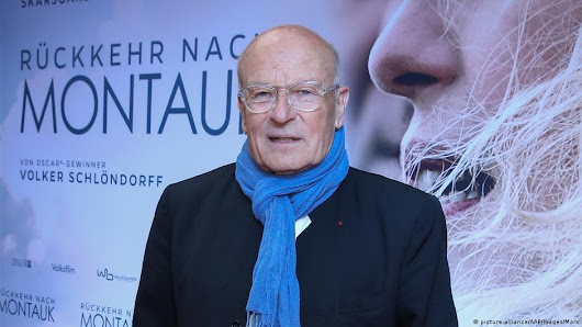 Volker Schlöndorff: 'There is a major volte-face taking place' in France | Film | DW.COM | 05.05.2017