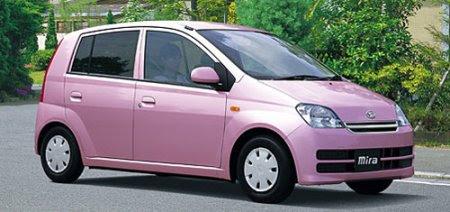 Kancil Replacement Model (Perodua Viva) spotted!
