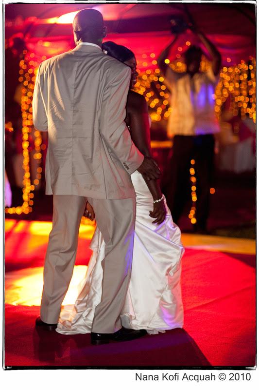 Araba and Derek's Wedding