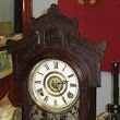 "Gilbert ""Elia"" Walnut shelf Clock ca. 1890"