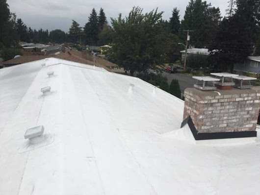 PVC Roof in Bellevue | Valentine Roofing