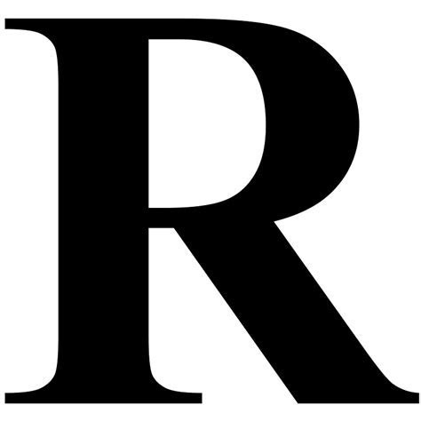 The Letter R   Letters ? Free Sample Letters
