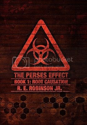 The Perses Effect Book Cover, Bewitching Book Tours.