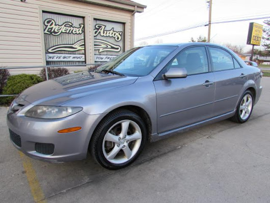 Used 2008 Mazda MAZDA6 for Sale in West Chester OH 45069 Preferred Autos LLC