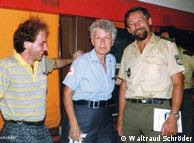 Waltraud  Schröder, korrik 1990.