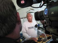 Bill Cosby Death Stare