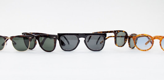 How To Find The Right Sunglasses | The Number Six Eyewear Guide