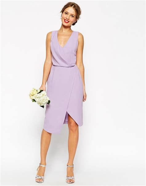 Purple Dresses   Wedding Guest Dresses   Asos bridesmaid
