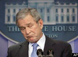 George Bush - preguiça