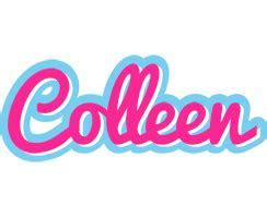 Colleen Logo   Name Logo Generator   Popstar, Love Panda