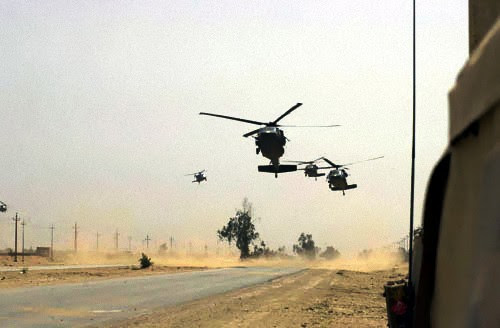Image:101st Airborne Division helos during Operation Iraqi Freedom.jpg