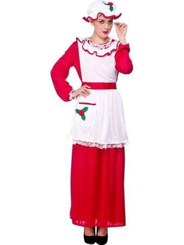 Mrs. Santa Claus   Adult Costume   Party Delights