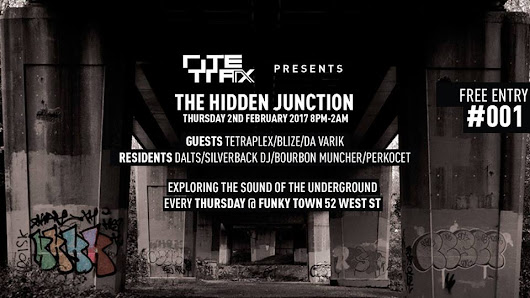 Around the world in 80 raves – Hidden Junction